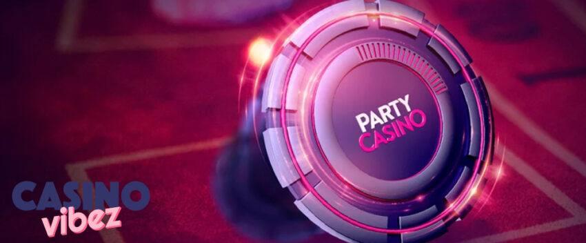 party casino casinovibez