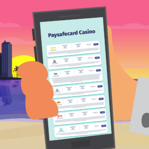 Check and compare paysafecard casino sites