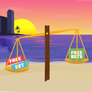 Compare the free bets bonuses