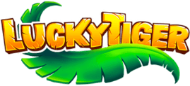 lucky tiger png logo